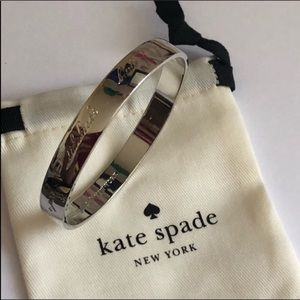 NEW! Best friend ever Kate Spade bangle